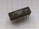 Микросхема КМ155ИЕ4 9 шт, фото №2