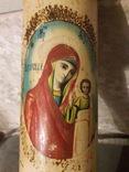 Большой церковный свечник, фото №5