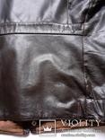 Лётная куртка шевретка ВВС СССР.Комплект.1985г., фото №11