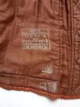 Лётная куртка шевретка ВВС СССР.Комплект.1985г., фото №13