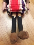 Старинная механическая кукла, фото №8