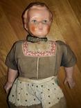 Старинная механическая кукла, фото №12