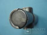 Монетница, серебро 84 проба., фото №4