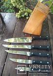 Набор ножей с подставкой МВМ AUSTRIA, фото №2