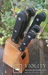 Набор ножей с подставкой МВМ AUSTRIA, фото №5