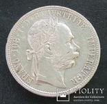 1 флорин 1887, фото №3