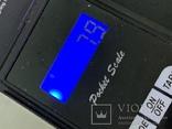 Серебро 835 Брошь вскидки листика 7,9 грамм, фото №5