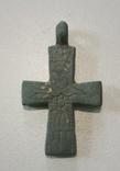 Хрестик двусторонній, фото №3