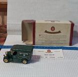 Oxford die-cast Ben Shaws минеральная вода 125 лет 1871 1996 модель фургон грузовик, фото №5