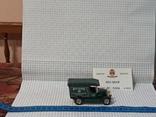 Oxford die-cast Ben Shaws минеральная вода 125 лет 1871 1996 модель фургон грузовик, фото №8