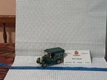 Oxford die-cast Ben Shaws минеральная вода 125 лет 1871 1996 модель фургон грузовик, фото №10