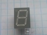 Индикатор 7-сегментный LTS 4801G зеленый 15 шт, фото №4