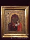 Икона Богородицы Золото, резьба, фото №2