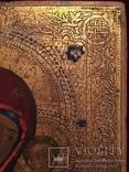 Икона Богородицы Золото, резьба, фото №5