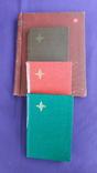 4 альбомчика марок колонии и другое, фото №2
