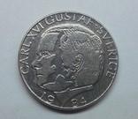 Швеция 1 крона 1984, фото №2