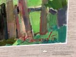 Картина Старый домик, Седнев - Калюжная Анастасия, 55х43, фото №3