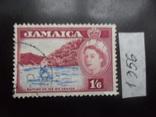 Британские колонии. Ямайка. 1956 г. Виды, фото №2