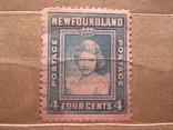 Ньюфаундленд 1938 королевская семья гаш, фото №2