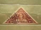 Новая Зеландия 1943 гаш, фото №2