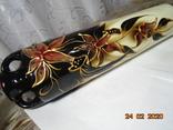 Шикарная Ваза - амфора. 40 см., фото №7
