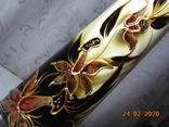 Шикарная Ваза - амфора. 40 см., фото №8