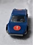Машинка спортивная 1:43 СССР (8), фото №8