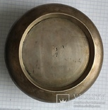 Конфетница №2 периода Царской России. Серебро 84 пробы., фото №9