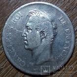 Франция 5 франков 1827 г., фото №3