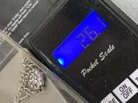Винтажный металический браслет с Англии 26 грамм, фото №8