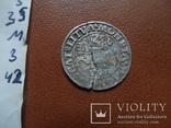 Полугрош 1547  серебро (М.3.42), фото №7
