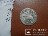 Полугрош серебро (М.3.45), фото №6