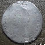 Бавария 6 крейцеров 1747 серебро (7,6,6), фото №2
