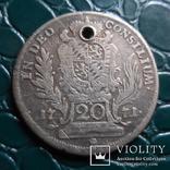 20  крейцеров 1771 серебро     (Э.9.12)~, фото №2