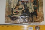 Император Вильгельм II с семьёй (награды) картина-литография, фото №4