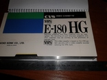 CVS Видеокасета VHS E-180, фото №12