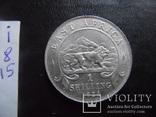1 шиллинг 1924  Восточная  Африка  серебро   (,I.8.15), фото №5