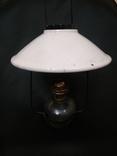 Подвесная  старинная лампа, фото №2