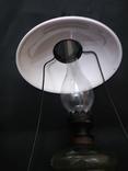 Подвесная  старинная лампа, фото №6