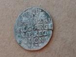 Трояк 1621г, фото №3