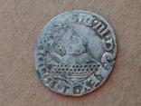 Трояк 1621г, фото №6