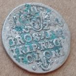 Трояк 1623г, фото №3