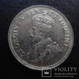 1 шиллинг  1925  Восточная Африка  серебро (.I.11.2), фото №3