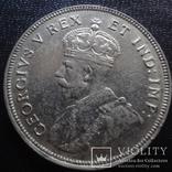 1 шиллинг  1925  Восточная Африка  серебро (.I.11.2), фото №4