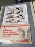 Лот марокРоссии за 2009г с блоками и малыми листами, фото №2