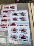 Лот марокРоссии за 2009г с блоками и малыми листами, фото №4