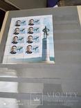 Лот марокРоссии за 2009г с блоками и малыми листами, фото №10