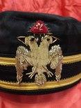 Масонский головной убор 32 Градуса Шотландского Устава, фото №3