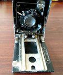 Фотокамера Фотокор 1. Объектив ГОМЗ., фото №5