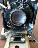Фотокамера Фотокор 1. Объектив ГОМЗ., фото №9